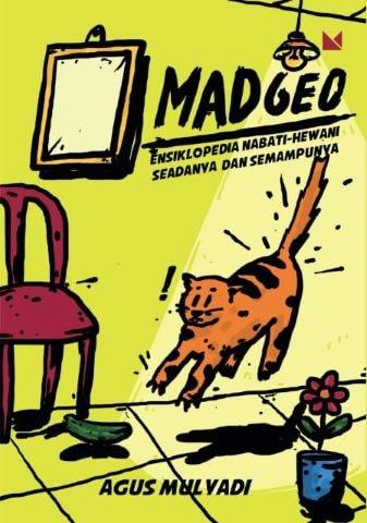 Sampul depan Madgeo